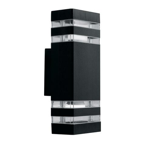 Садово-парковый светильник FERON DH0807 E27 черный