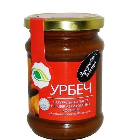 Урбеч из абрикосовой косточки, Биопродукты, 280 г
