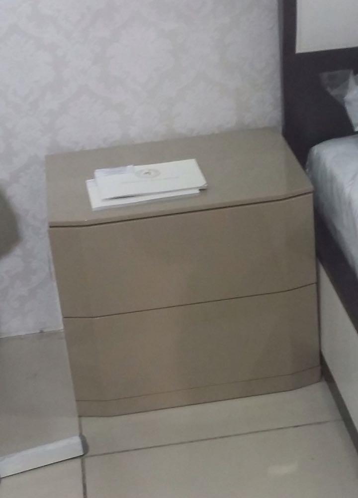 Тумба прикроватная DUPEN (Дюпен) М-102 мока