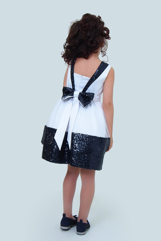 Платье детское + без дополнений (артикул 1Н60-1)