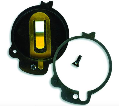 Крышка батарейного отсека приборов Viso, Optima, Quattro и Solo