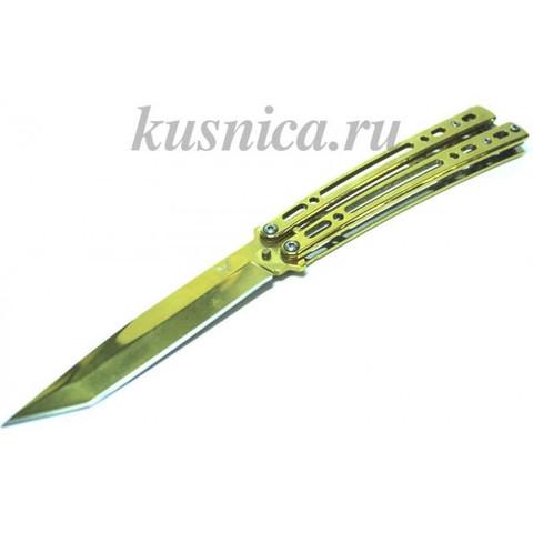 Нож бабочка арт.251