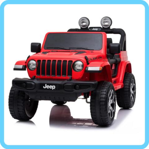 Jeep Rubicon 4WD (лицензионная модель)