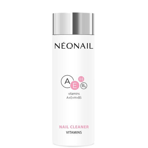 NeoNail Жидкость для снятия липкого слоя и обезжиривания Cleaner Vitamins 200мл 8060