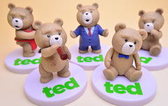 Ted Memorial Figure Collection