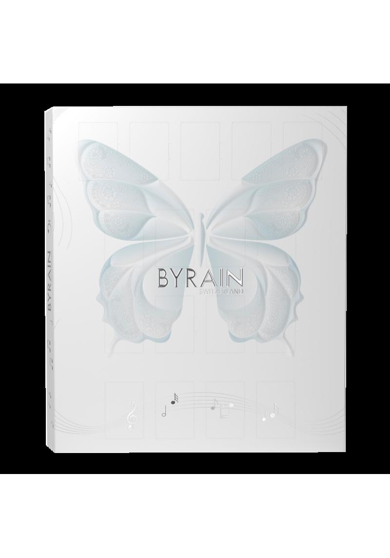 Подарочный адвент-календарь BYRAIN (17 ампул)