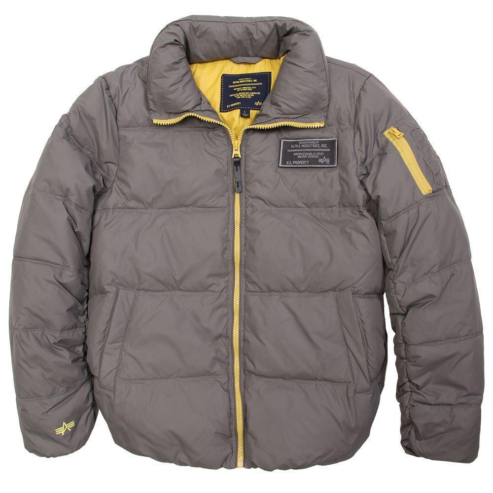 Куртка зимняя - Ice Vapor (серая - f.grey)