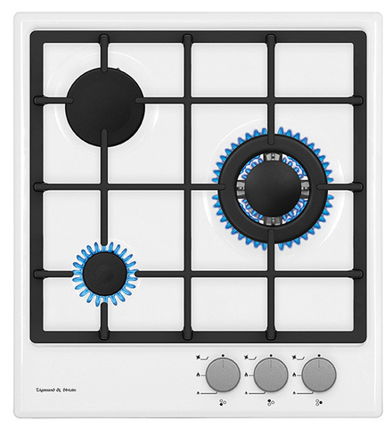 Газовая варочная панель Zigmund & Shtain GN 238.451 W