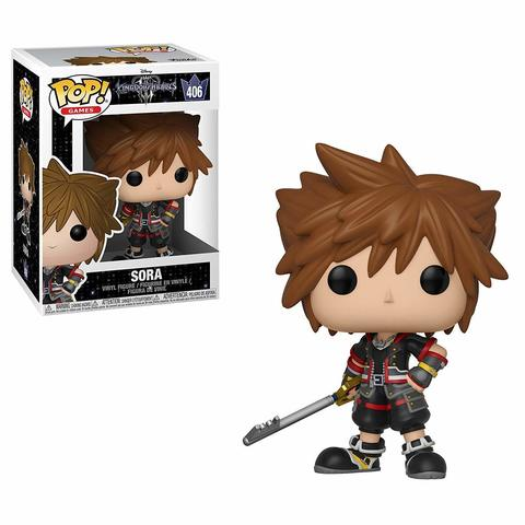 Фигурка Funko POP! Vinyl: Games: Disney: Kingdom Hearts 3: Sora 34052