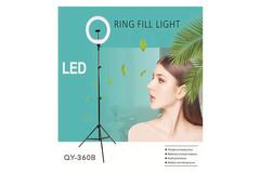 кольцевая лампа 36 см с пультом YQ-360B