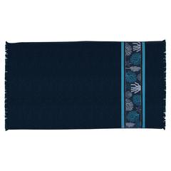 Beach towel Ibiza, Blue