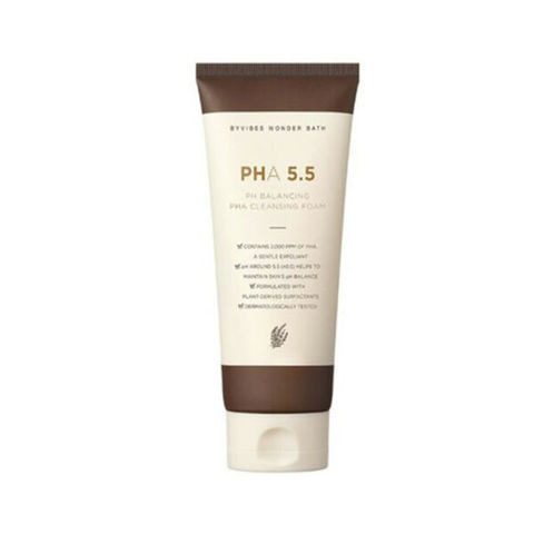 Wonder Bath Пенка для умывания PH Balancing PHA Cleansing Foam 150мл