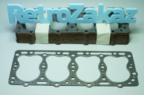 Прокладка ГБЦ головки блока цилиндров Газ М20 Победа