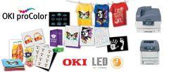 Комплект оборудования для термотрансфера на базе принтеров OKI Pro
