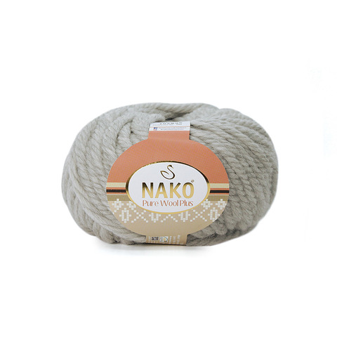 Pure Wool Plus (Nako)