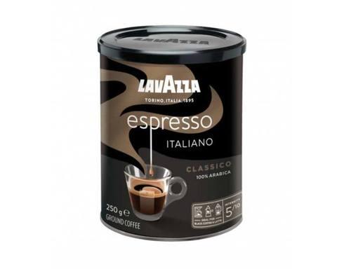 купить кофе молотый LavAzza Caffe Espresso, 250 г в банке