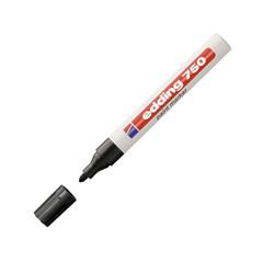 Маркер промышленный Edding E-750/1 для универсальной маркировки черный (2-4 мм)