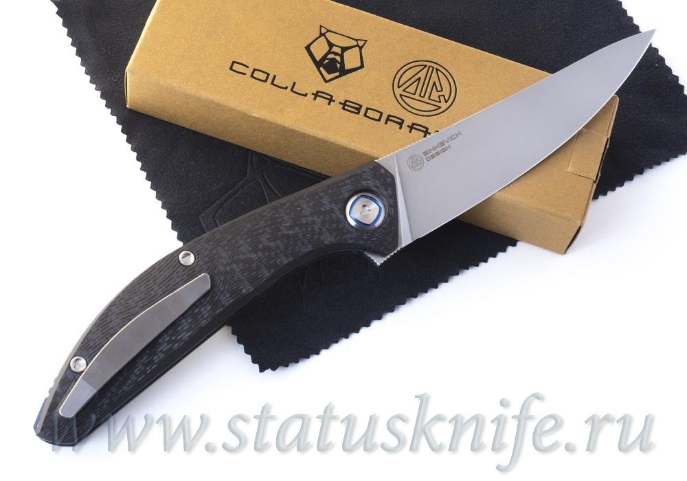 Нож Широгоров Sigma #55 Сигма SIDIS дизайн - фотография