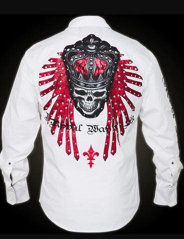 Рубашка Rebel Spirit LSW141676