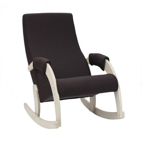 Кресло-качалка Модель 67М экокожа