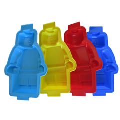 Форма силиконовая Лего Человечки большие