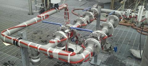 Проектирование и поставка систем промышленного электрообогрева