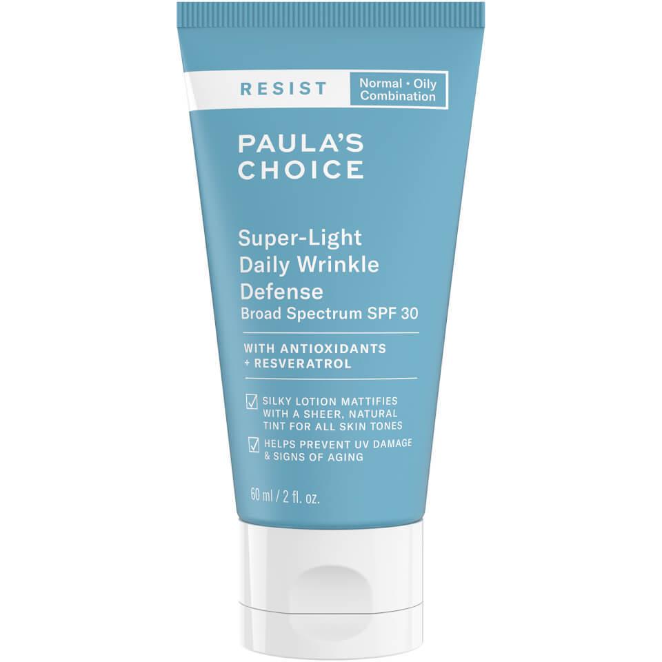Дневной крем Paula's Choice Resist SPF 30 для зрелой, комби, жирной кожи