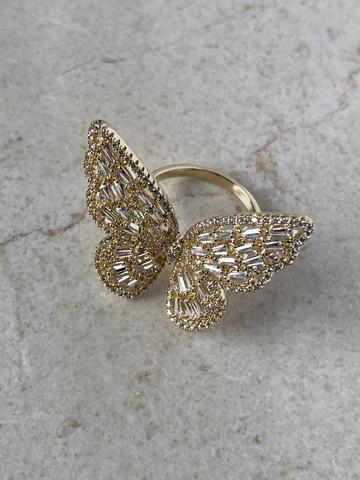 Кольцо Ла Фарвалла, позолота