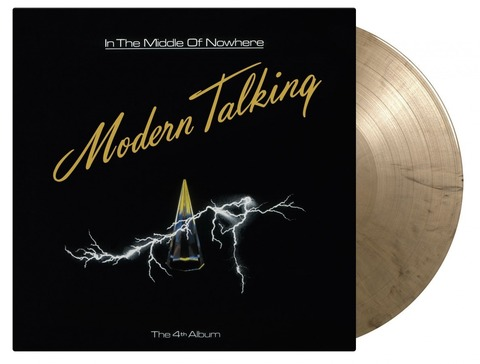 Modern Talking / In The Middle Of Nowhere (The 4th Album)(Coloured Vinyl)(LP)