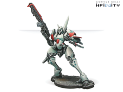 O-yoroi (вооружен AP Heavy Machine Gun, Heavy Flamethrower)