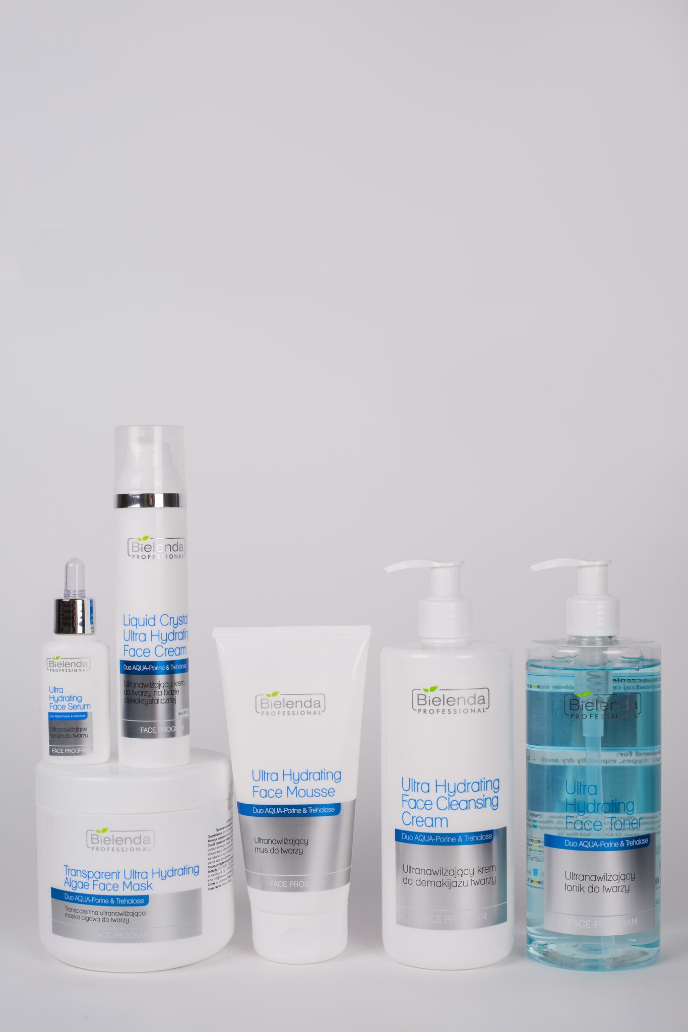 DUO AQUA PORIN & TREHALOSE Ультра-увлажняющий крем для снятия макияжа, 500 мл.