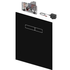 Панель смыва для унитаза инфракрасная##Панель с сенсорной клавишей смыва для унитаза TECE TECElux 9650003 фото