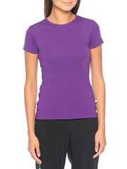 554 футболка женская, сиреневая