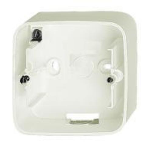 Одноместная коробка для накладного монтажа. Цвет Белый. Legrand Valena Allure (Легранд Валена Аллюр). 755551