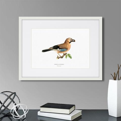 - Tiny birds I, 1851г.