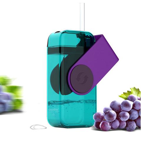 Мини-бокс для сока Asobu Juicy box (0,29 литра), фиолетовый
