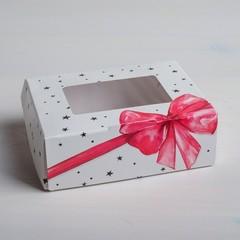 Коробка складная «Подарок», 10  8  3.5 см