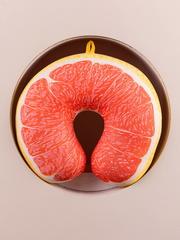 Подушка для шеи, подголовник Gekoko «Грейпфрут» 4