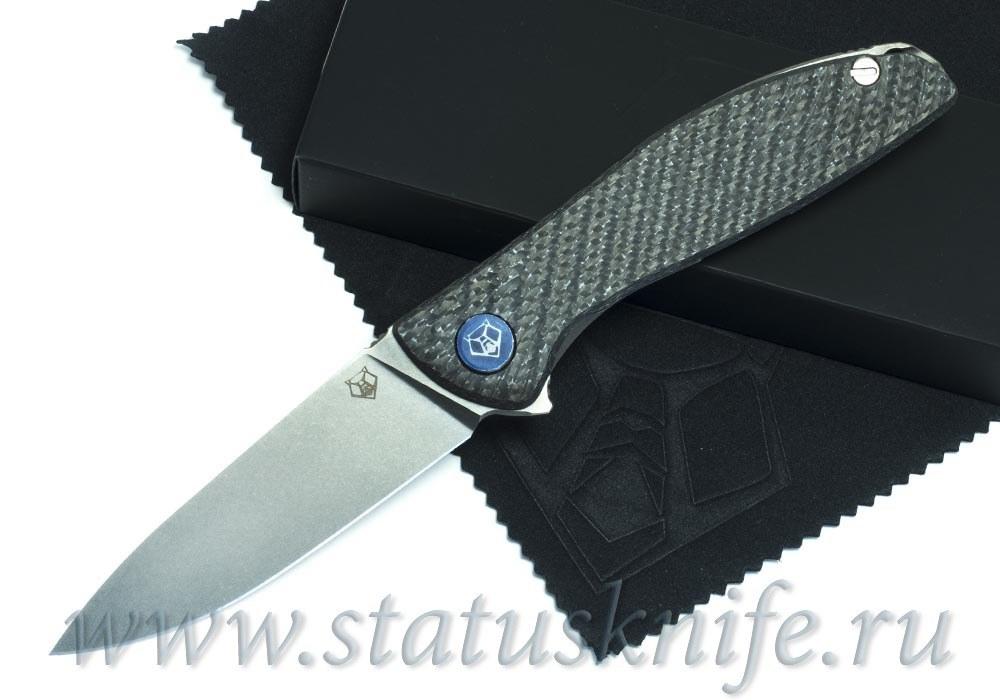 Нож Широгоров ХатиОн Лайт White М390 Lite