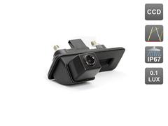 Камера заднего вида для Skoda Yeti Avis AVS326CPR (#123)