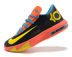 Nike KD 6 'Black/Pink/Yellow'
