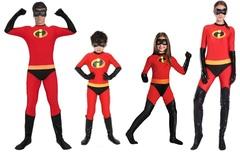 Суперсемейка костюм детский взрослый