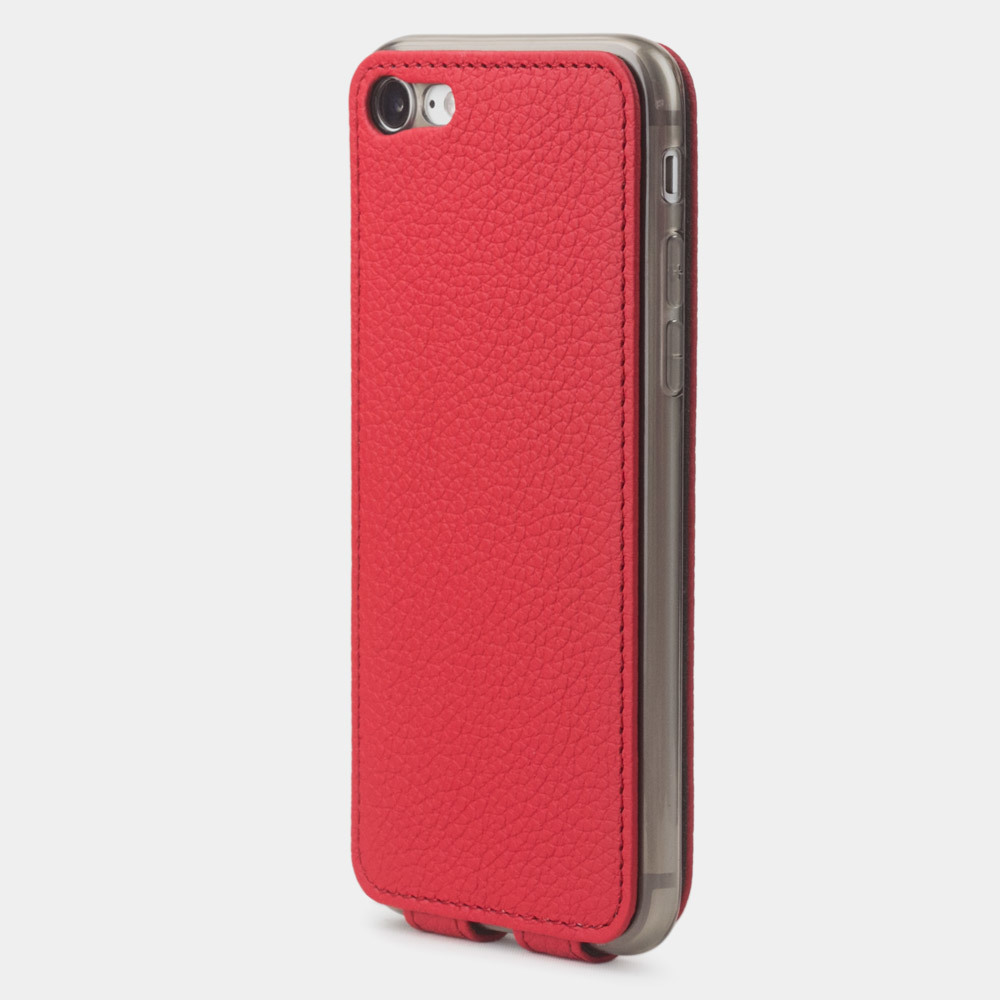 Case for iPhone SE - red