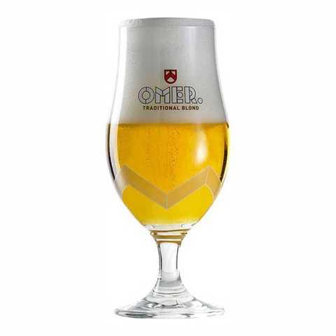 Набор из 6 бокалов для пива Omer, 330 мл