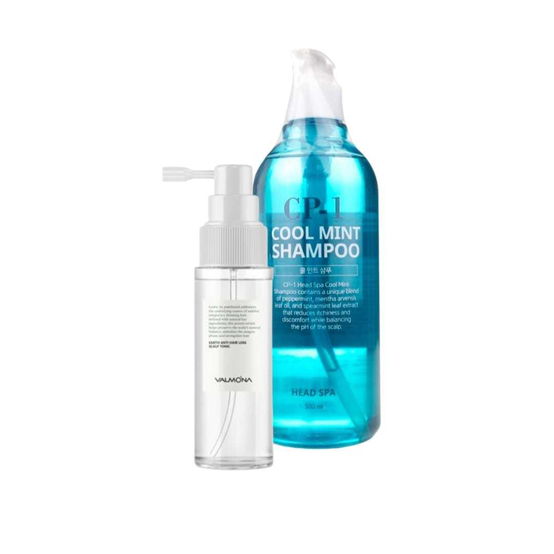 Скидки Набор охлаждающий шампунь CP-1 500 мл + спрей для кожи головы Valmona 40 мл . IMG-20210907-WA0015.jpg
