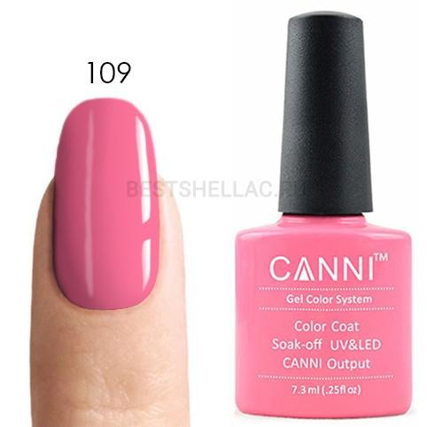 Canni Canni, Гель-лак № 109, 7,3 мл 109.jpg
