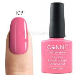 Canni, Гель-лак № 109, 7,3 мл