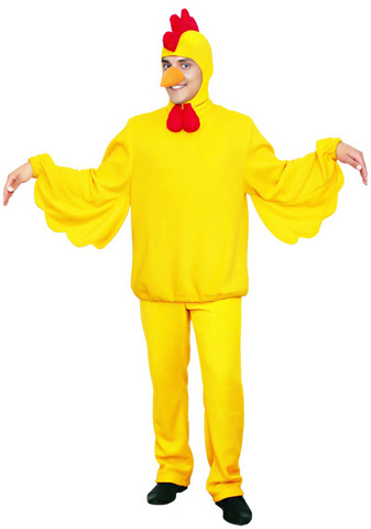 Костюм Петуха жёлтого