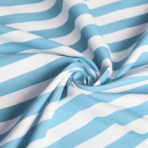 Ткань хлопок Кембридж голубой