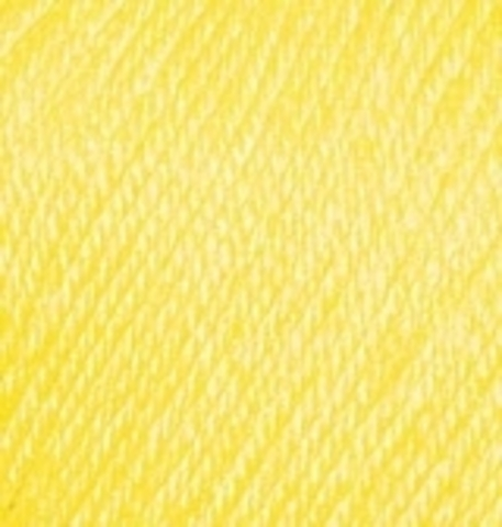Пряжа Baby wool ( Alize) 187 Лимонный